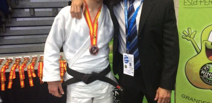 Campeonato de España de Judo Cadete 2016.