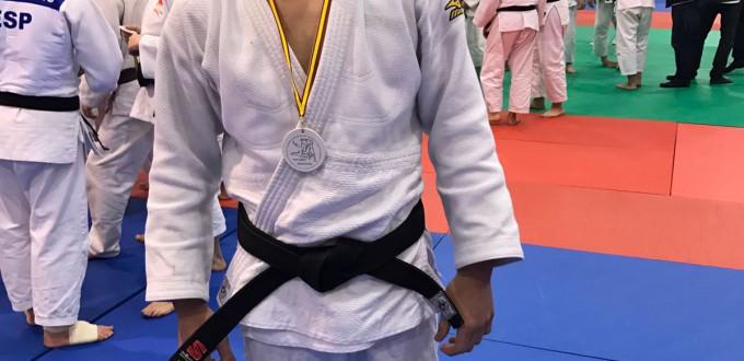 Copa de España A Junior de Judo en Salamanca 2017