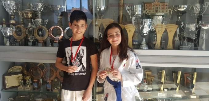 Campeonato Zona 4 Comunidad de Madrid Infantil y Cadete Judo Masculino y Femenino 2019