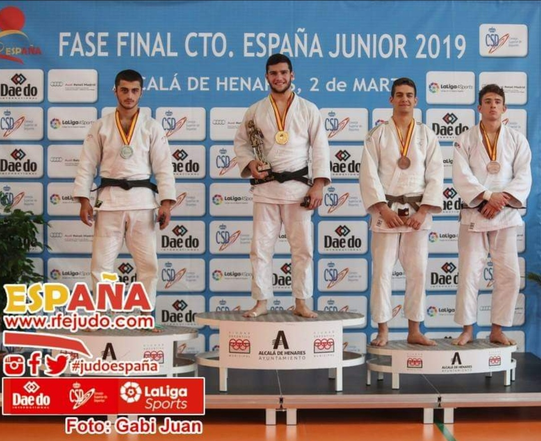 Podium_73_Junior_Espana_2019